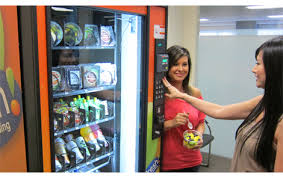 Female Vending Machine Unique From Schools To Hospitals Fresh Healthy Vending Makes Healthy