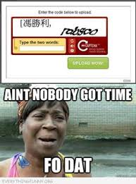 aint nobody got time for that on Pinterest | Meme, Brown and Stop ... via Relatably.com