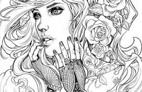 Adult Coloring Pages People Inspirational Adult Coloring Pages Free