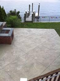 Stamped Concrete Kitchen Floor Artistic Stamped Concrete Of Rhode Island Artistic Concrete