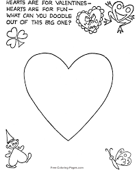 Small Picture Valentines Day coloring pages Valentine Bows
