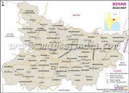 Bihar Road Map