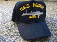 USS Hector AR-7 Navy Repair Ship - Ship's Store