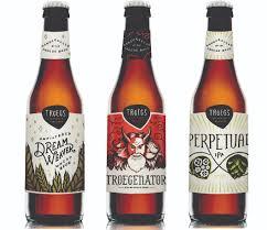Beer Label NewSchool Beer Label Designs Imbibe Magazine 1