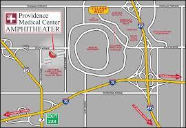 Providence Medical Center Amphitheater Directions Kansas City