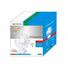 multicolor fan packaging box