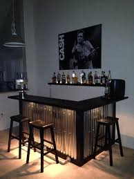 want to see how we built this amazing home bar from a few pallets then check 35 home bar design