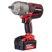 harbor freight hammer drill. earthquake xt ( xtreme torque ) 20v 1/2\u2033 impact wrench harbor freight hammer drill