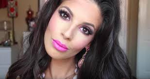 if you grew up loving to play with barbie dolls you might remember wanting to have makeup just like barbie s there s a lot of controversy surrounding what