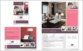 Free Interior Design Brochure Templates Psd Architecture Brochure ...