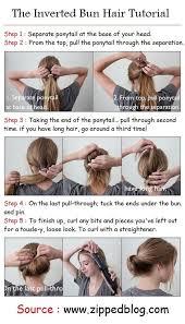 10 super easy updo hairstyles tutorials por haircuts