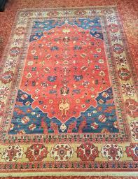 vintage karastan williamsburg rug pattern 553 turkish church size 8 2 x 11 9 1827448084