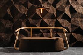 cork furniture. Beautiful Cork This Gorgeous Cork Furniture Collection Made Of And Wood Is A Debut  DIGITALAB Design With Cork Furniture