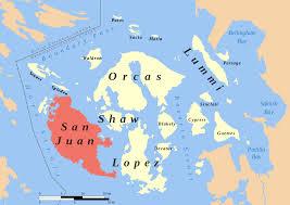 Nautical Charts San Juan Islands Wa San Juan Island Wikipedia