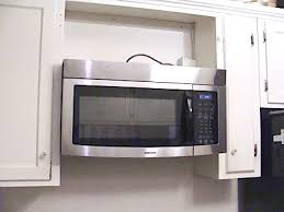 over the range cabinet. Contemporary Range Mount The Microwave Into Place According To Instructions Which  Involved A Lot Of Grunting And Saying Things Like U201cwhatu0027s Wrong Why Wonu0027t It Go In To Over The Range Cabinet E