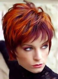 Hair Colors Best Red Color Short Hairstyles Top Colours Unbelievable