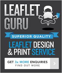 The Leaflet Guru Design Print Tips For Creating Leaflets Flyers