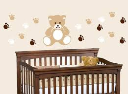 bear wall decal nursery teddy bear decals baby bear wall art bear wall stickers on teddy bear wall art for nursery with bear wall decal nursery teddy bear decals baby bear wall art bear