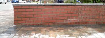 Small Picture Front Garden Brick Wall Designs Latest Marvelous Front Garden