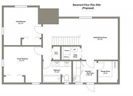 Basement Layout Design Set Impressive Inspiration