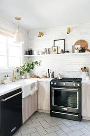 spacious small kitchen design. See How We Made This Small Kitchen Feel Spacious! Citysage Studio McGee Spacious Design E