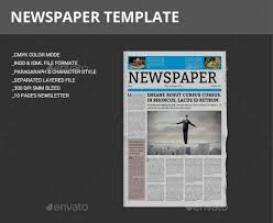 Newspaper Template For Photoshop 21 Images Of Adobe Newspaper Template Leseriail Com
