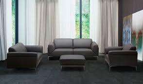 grey leather sofa nj davina leather sofas