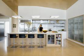 Eco Friendly Kitchen Flooring Zeroenergy Design