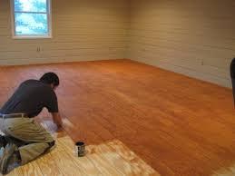 plywood flooring ideas bathroom flooring interior