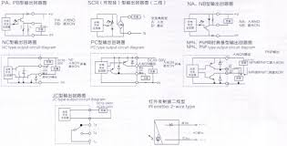photoelectric sensor g12 inductive proximity sensor photoelectric output return diagram of photoelectric switch