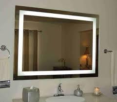 Vanity Mirror Cabinet With Lights Medicine Rhsandmarblecom Chrome