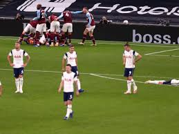 Tottenham Hotspur 3-3 West Ham United: Premier League – as it happened |  Football