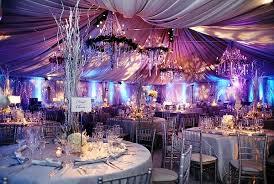 blue purple silver uplighting wedding reception decor wedding venues decorations blue wedding uplighting