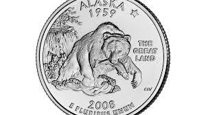 Idaho State Quarter Design Alaska 50 State Quarter Details And Facts