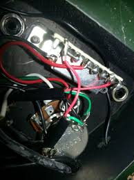 d sonic bridge pickup in my ibanez s520ex sound issues i m not really understanding which wiring is to which pickup either