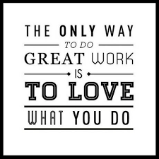 Love What You Do Quotes Delectable Steve Jobs Quote ChristelH