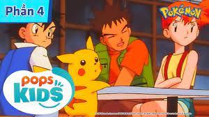 S1] Hoạt Hình Pokémon - Hành Trình Thu Phục Pokémon Của Satoshi Phần 4 |  Tin Tức về pokemon phan 4 tap 1 – Thị Trấn Thú Cưng