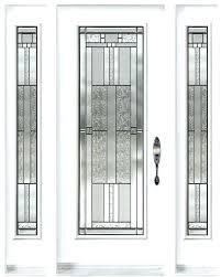 leaded glass door inserts front doors stained regarding designs 13