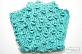 Baby Blanket Pattern Beauteous 48 Cuddly Crochet Baby Blanket Patterns AllFreeCrochet