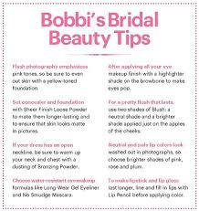 kit bridal makeup so beautiful full cosmetics list on insram bobbi brown e bridal beauty everything