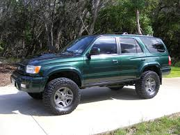 pictures of Green 4runners with painted rims - Page 3 - Toyota ...