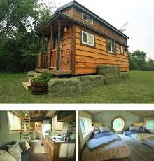 minnesota tiny house.  Tiny Fyinetworkminnesotatinyhomeonwheels Loft Wtwo Beds Idea On Minnesota Tiny House