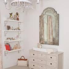 shelves over nursery dresser design decor photos