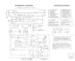 trane heat pump wiring. Unique Trane Trane Heat Pump Wiring Diagram And P