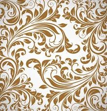 Pattern Background Vector Cool Abstract Floral Pattern Background Vector Free Vector In