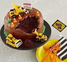 Construction Site Cake Recipe In 2019 Cake Ideas Tips Tricks