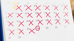 Period Chart To Avoid Pregnancy The Complete Guide To The Calendar Method Birth Control