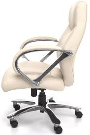 furniture inspiring side white big and tall leather office chairs for men 12 big