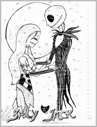 Nightmare Before Christmas Coloring Pages Pdf At Seimado