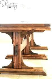 diy round table base dining table base round table base x base round x base dining